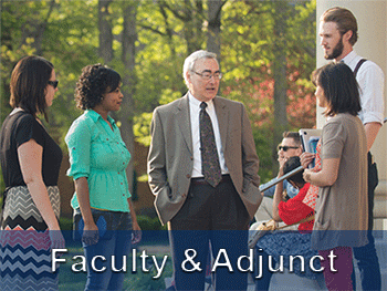 Faculty & Adjunct